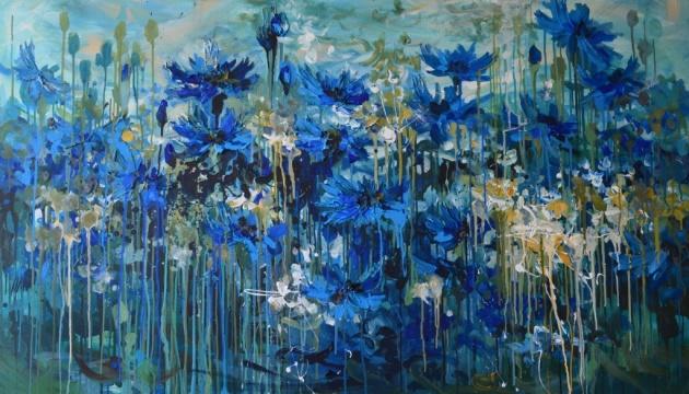У Нью-Йорку проходить виставка-продаж робіт українських художників