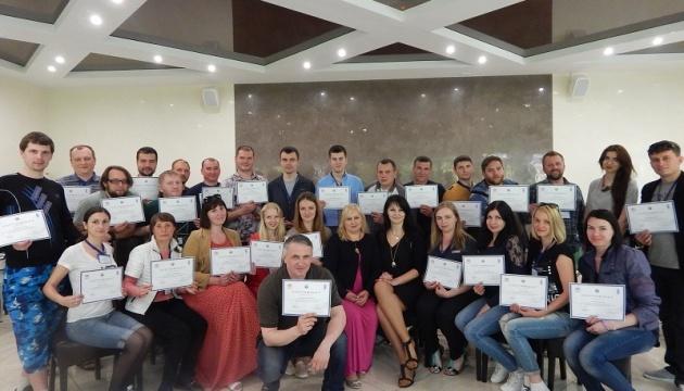 На сході України навчають підприємництва за програмою ПРООН