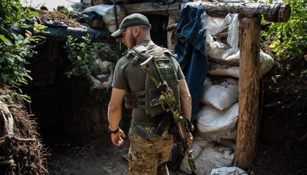 Donbass: Besatzer brechen Waffenruhe 13 Mal