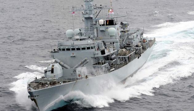 ВМС Британії супроводжуватимуть судна в Ормузькій протоці - ЗМІ