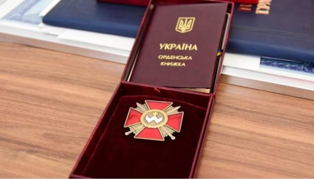 Яну Червону посмертно нагородили орденом Богдана Хмельницького