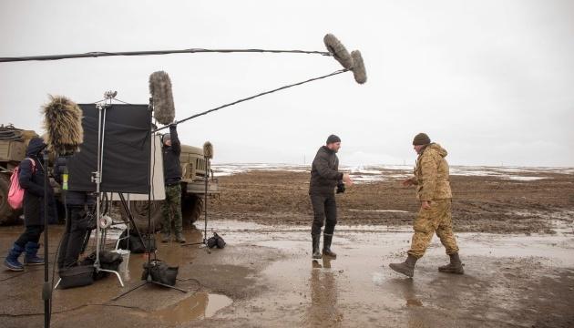 Фільм про повернення Донбасу візьме участь у Венеціанському кінофестивалі