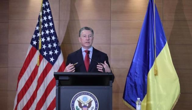 Kurt Volker: No signals of Russia's readiness to release captured Ukrainian sailors