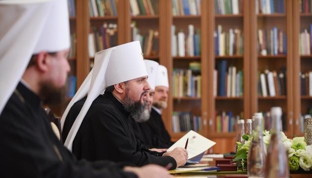 Синод ПЦУ закликав посилити санкції за розграбування собору у Сімферополі