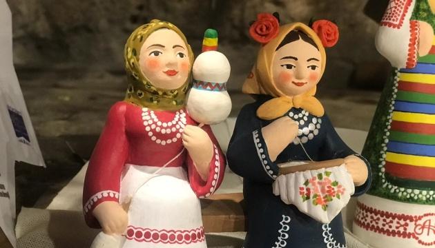 Українські майстри презентують народне мистецтво у Стамбулі