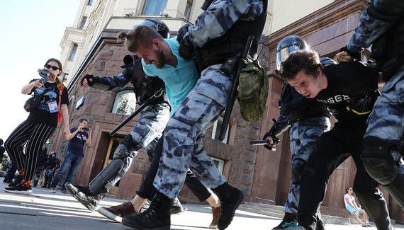 Кремль провоцирует собственный Майдан – Der Standard