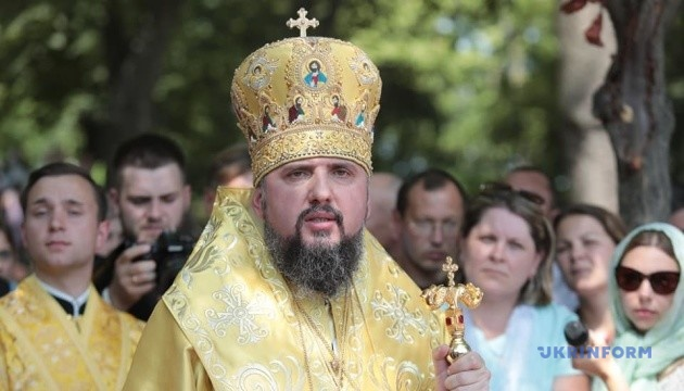 Over 500 parishes join Orthodox Church of Ukraine - Epiphanius