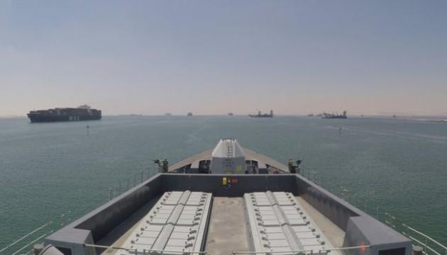 Британія відправила другий військовий корабель у Перську затоку