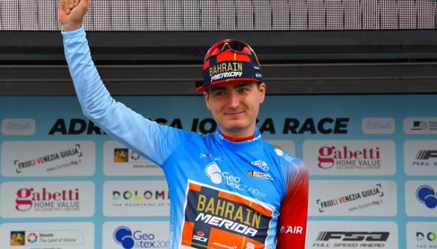Украинец Падун выиграл общий зачет велогонки Adriatica Ionica Race