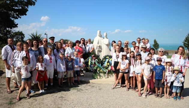 В Угорщині відкрилася фотовиставка до Дня Хрещення  Київської Русі-України