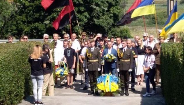 На Львівщині вшанували пам`ять загиблих у