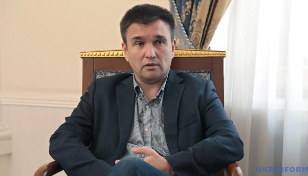 Климкин сейчас не поддерживает контактов с экс-президентом Порошенко