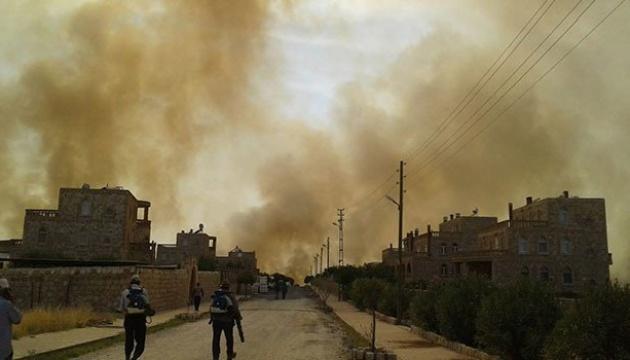 Пожежі у Туреччині: евакуювали шість сіл, вогонь загрожує нафтопроводу