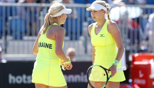Сестри Кіченок зіграють у парній сітці турніру WTA в Цинциннаті