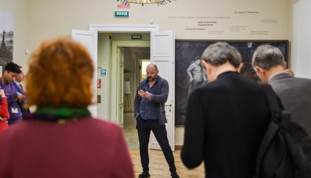 Музей Шевченка запрошує на авторську екскурсію про перепоховання Василя Стуса