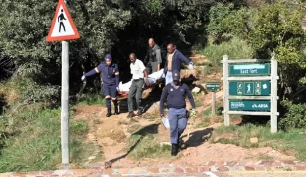 Ukrainian tourist robbed and killed in Cape Town