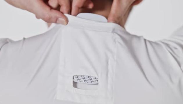 Кондиционер на спине: японцы представили компактное устройство охлаждения
