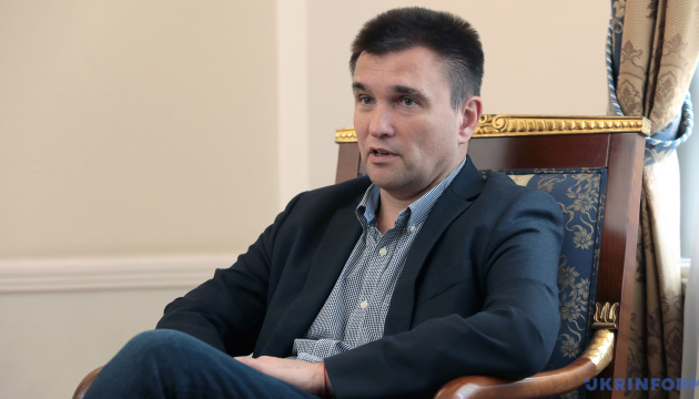 Putin has no reason to make any concessions on Donbas - Klimkin