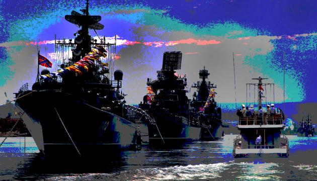 Росія готується перетворювати Чорне море на зону свого тотального контролю
