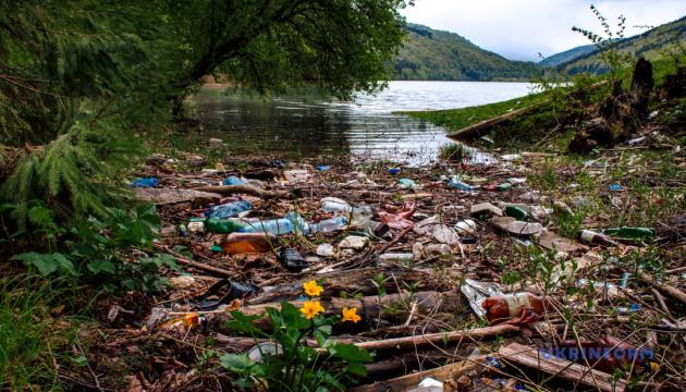 Сміття на карті: на Львівщині презентували мобільний додаток для очищення Карпат