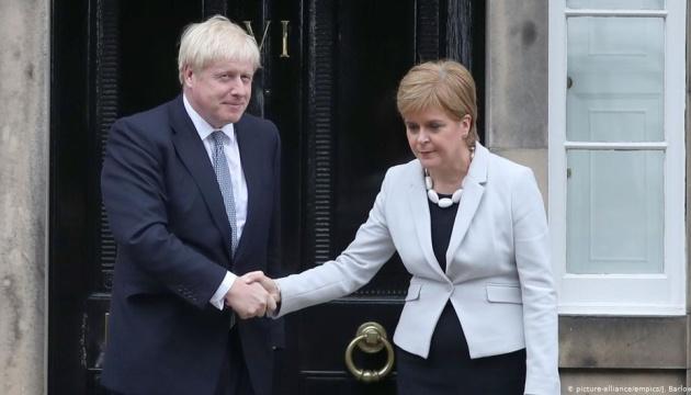 В Шотландии опасаются плана Джонсона по Brexit