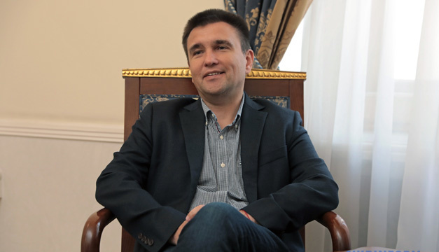 Клімкін вважає, що Путін підготував