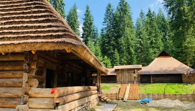 На Прикарпатті відкривається етнопарк «Гуцул Ленд»