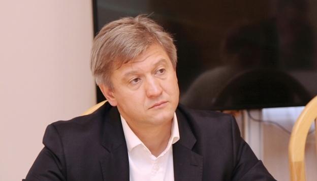 Данилюк заявил, что ушел в отставку из-за чужих