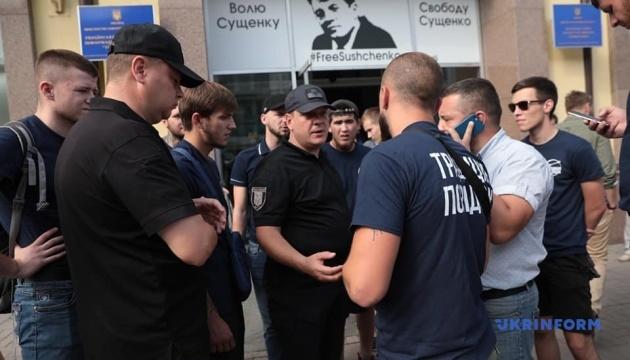 Поліція відкрила справу за фактом нападу на співробітника Укрінформу