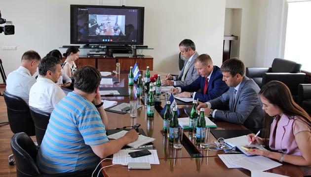 АМПУ запропонувала Президенту пакет ініціатив щодо портової галузі