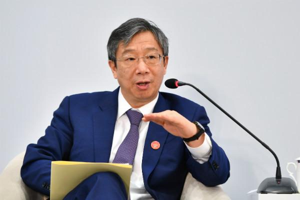 Глава Народного банку Китаю І Ган