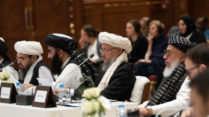 """Представники США та ісламістського руху """"Талібан"""" завершили восьмий раунд переговорів у Досі"""