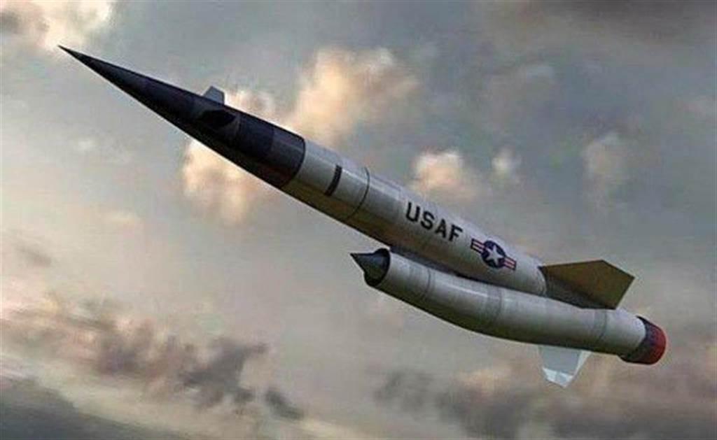 Проект американської крилатої ракети з ядерним двигуном