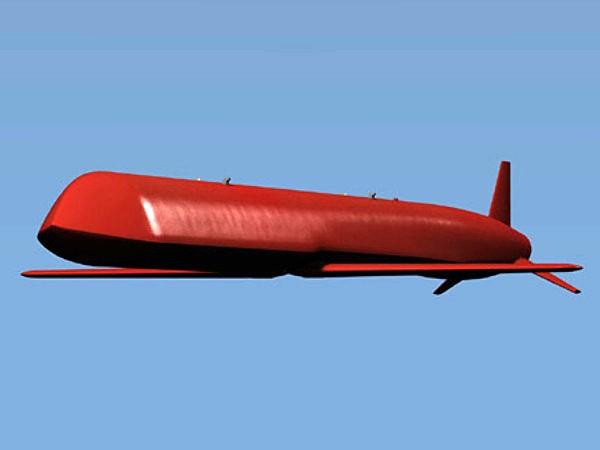 Російська крилата ракета з ядерним двигуном