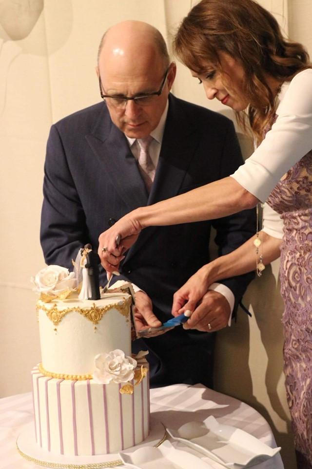 Один з тортів Наталії Шевченко