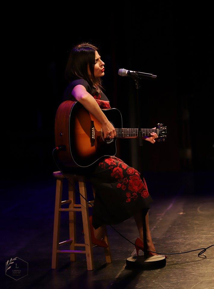 1566549817 802 - Оксана Муха з Едмонтона і Калгарі розпочала серію концертів у Північній Америці