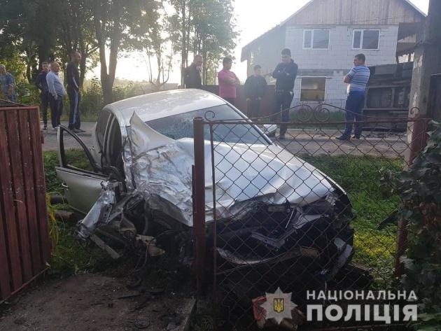 1566983998 382 - На Закарпатті автобус зіткнувся з іномаркою, десятеро постраждалих