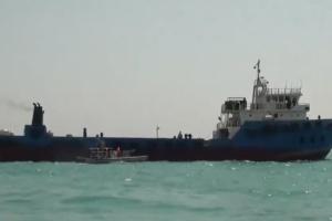 Затриманий у липні іранський танкер має залишити Гібралтар уночі