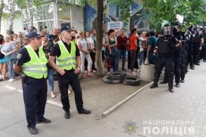 Самый скандальный округ Украины - Центризбиркому пришлось пресечь беспорядок
