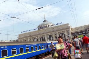 Укрзализныця назначила дополнительный поезд Одесса – Житомир через Винницу