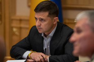 Zelensky orders SBU to join probe into arson attack on Gontareva's house