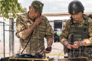 В Україні сьогодні - День військ зв'язку