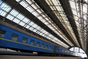 На осенние каникулы Укрзализныця назначила дополнительный поезд Киев - Львов