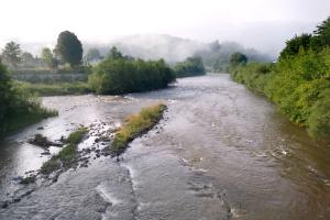 Синоптики предупреждают о повышении уровней воды на Закарпатье