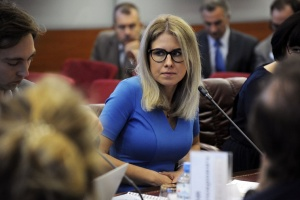 Юристку из Фонда Навального приговорили к году исправительных работ условно