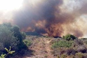 In der Ukraine extreme Brandgefahr