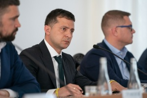 Зеленський звільнив 12 голів районів на Черкащині