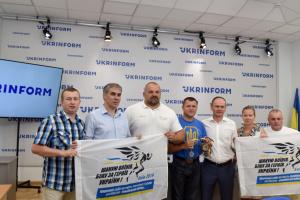 «Шаную воїнів, біжу за героїв України – 2019»: забіг у пам'ять про загиблих киян