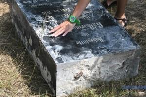 """""""Eine helle Zukunft"""" auf Knochen von Mennoniten"""