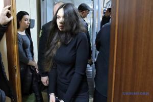 Суд зняв арешт з автомобіля, яким Зайцева збила 11 осіб
